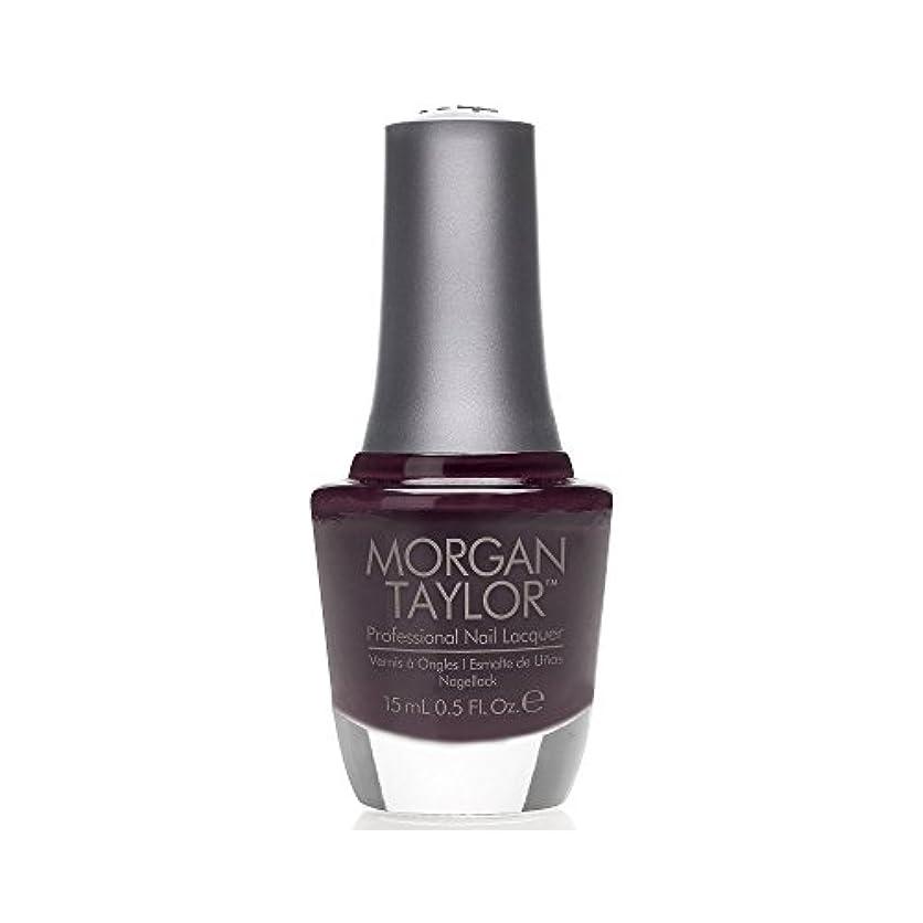 反対に正気日の出Morgan Taylor - Professional Nail Lacquer - Well Spent - 15 mL / 0.5oz