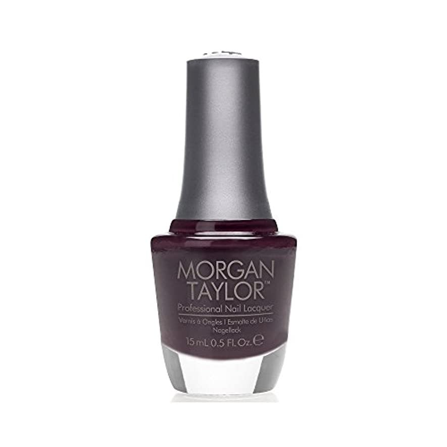 クリケットこねるこするMorgan Taylor - Professional Nail Lacquer - Well Spent - 15 mL / 0.5oz