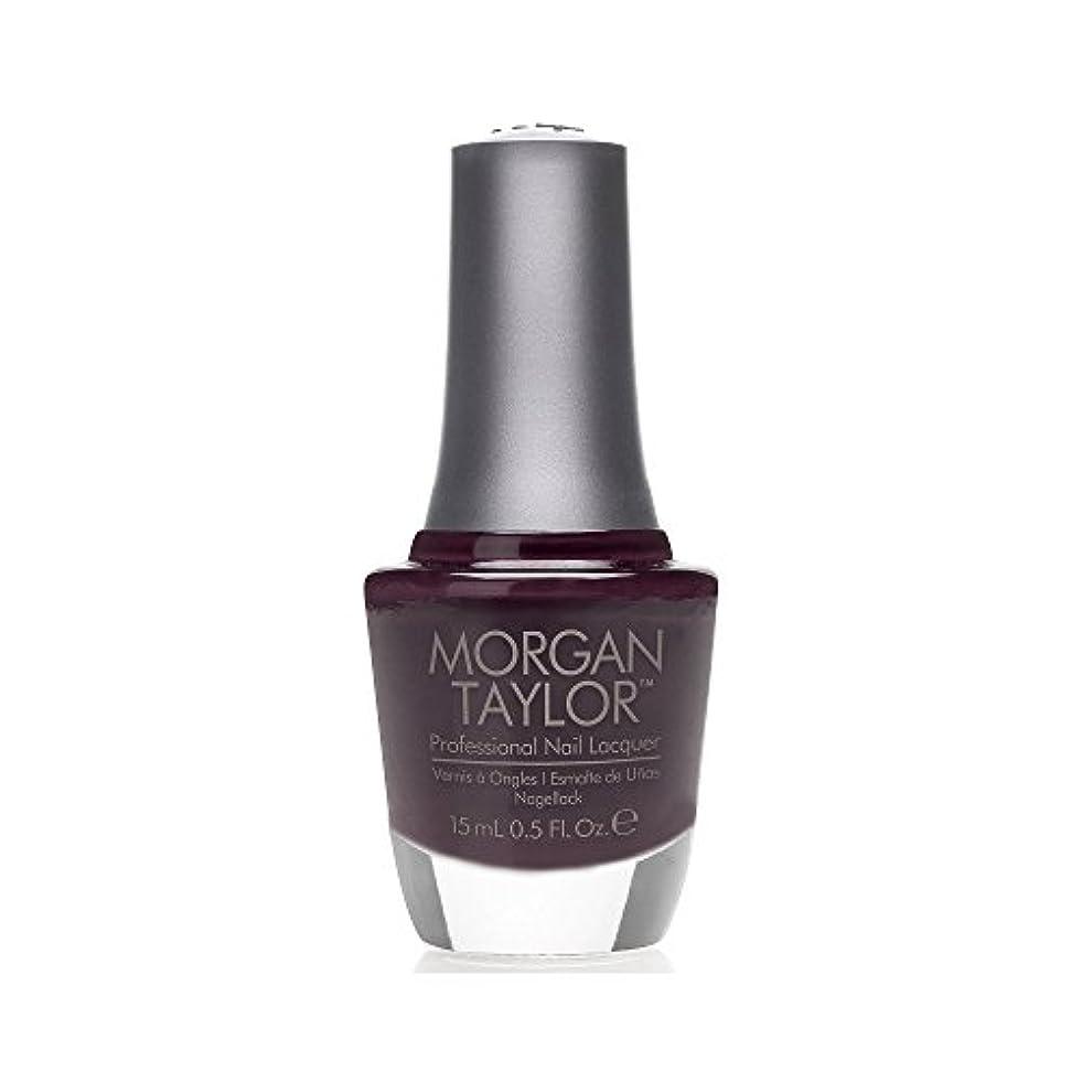 明確なハム批判的Morgan Taylor - Professional Nail Lacquer - Well Spent - 15 mL / 0.5oz