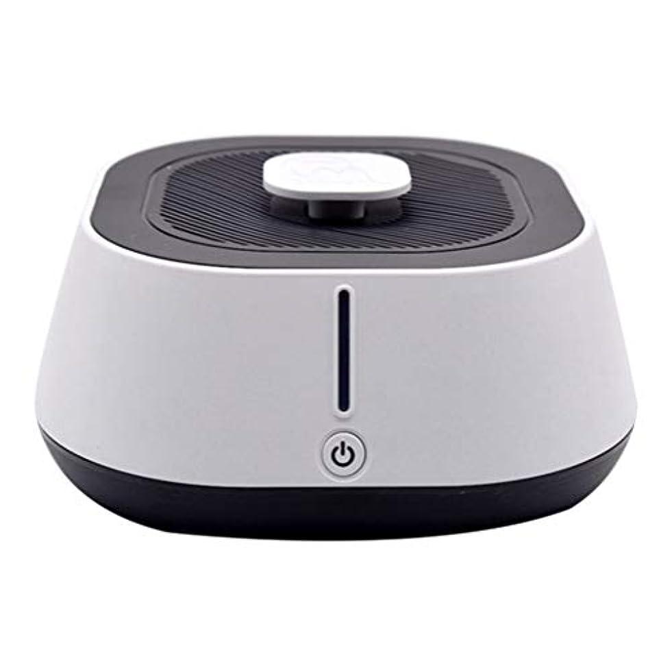 絶妙小数教えGarneck 小型空気清浄機2-In-1 100%オゾンフリー空気清浄機煙塵アレルギー消臭剤ペット家庭用寝室オフィスカーベビールーム(白い)