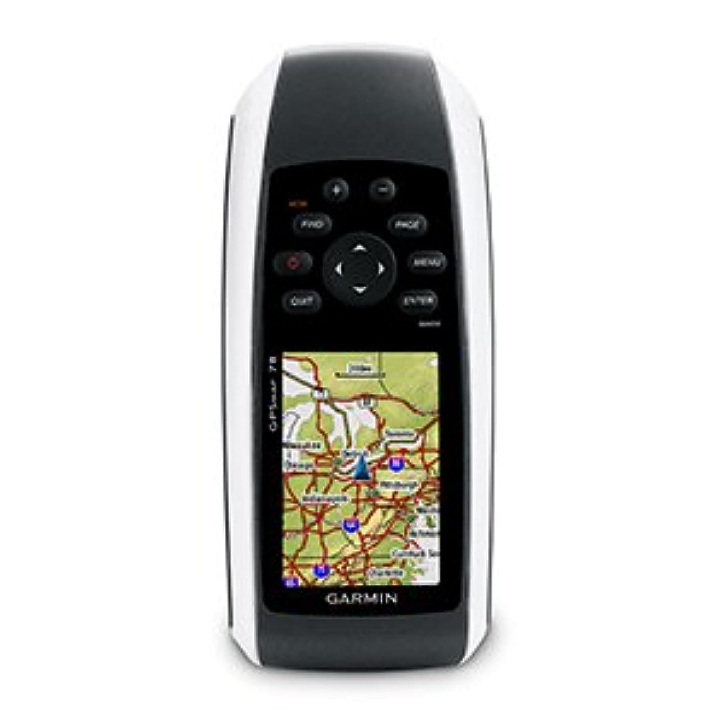 アマチュア甘美なアベニューGARMIN GPSMAP78 (英語版) World Wide 010-00864-00