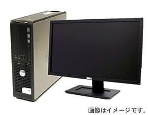 Office2013付属/新品2TB搭載!爆速/美品(Win 7 Pro 64bit)(Office2013)22型超大画面液晶セット/DELL Optiplex 780 高速Core2Duo 2.93GHz/メモリ8GB/HDは新品2TB/無線LAN付