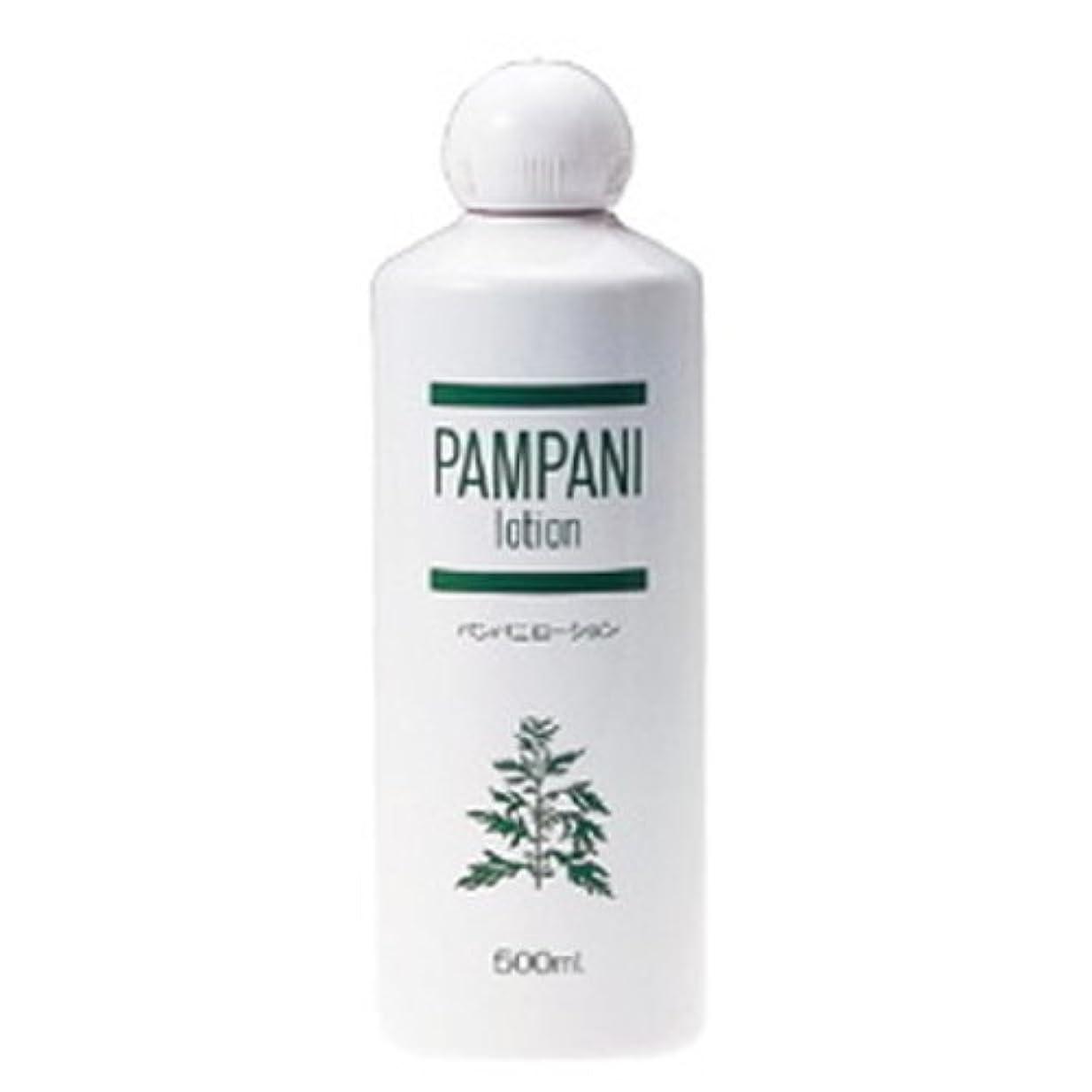 評価可能木材バイオリンパンパニ(PAMPANI) ローション 500ml