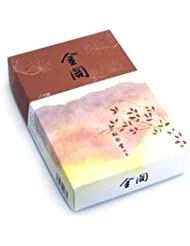 Shoyeido's Golden Pavilion Incense 450 Sticks - Kin-kaku, New.