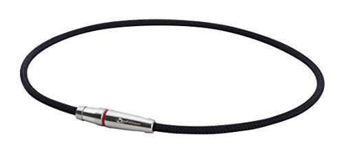 ファイテン(phiten) ネックレス RAKUWA ネックX100 リーシュモデル
