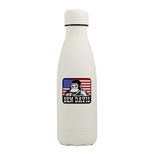 BEN DAVIS(ベンデイビス) 水筒 瓶型 ステンレスボ...