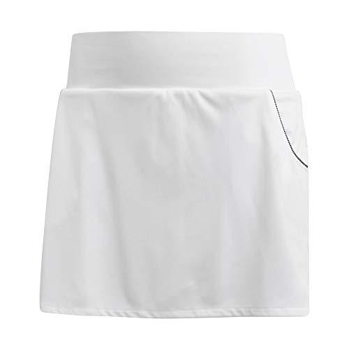0e8c2c9c95a3f adidas(アディダス)レディース テニスウェア スカート TENNIS CLUB SKIRT スコート FVX01 DW9136ホワイト L  【商品名】TENNIS CLUB SKIRT【素材】 ...