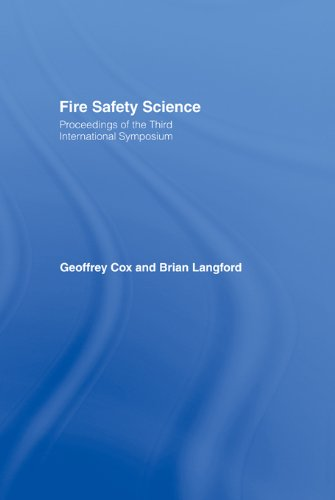 Fire Safety Science: Proceedings of the Third International Symposium