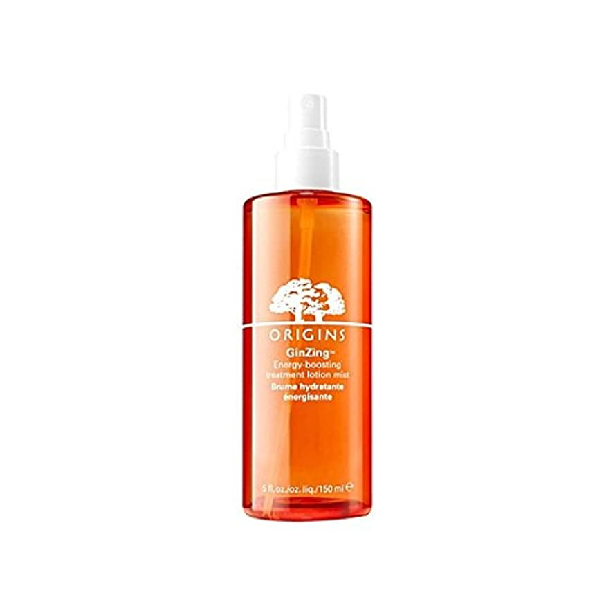 Origins Ginzing? Energy-Boosting Treatment Lotion Mist 150ml (Pack of 6) - 起源?エネルギー増強治療ローションミスト150ミリリットル x6 [並行輸入品]