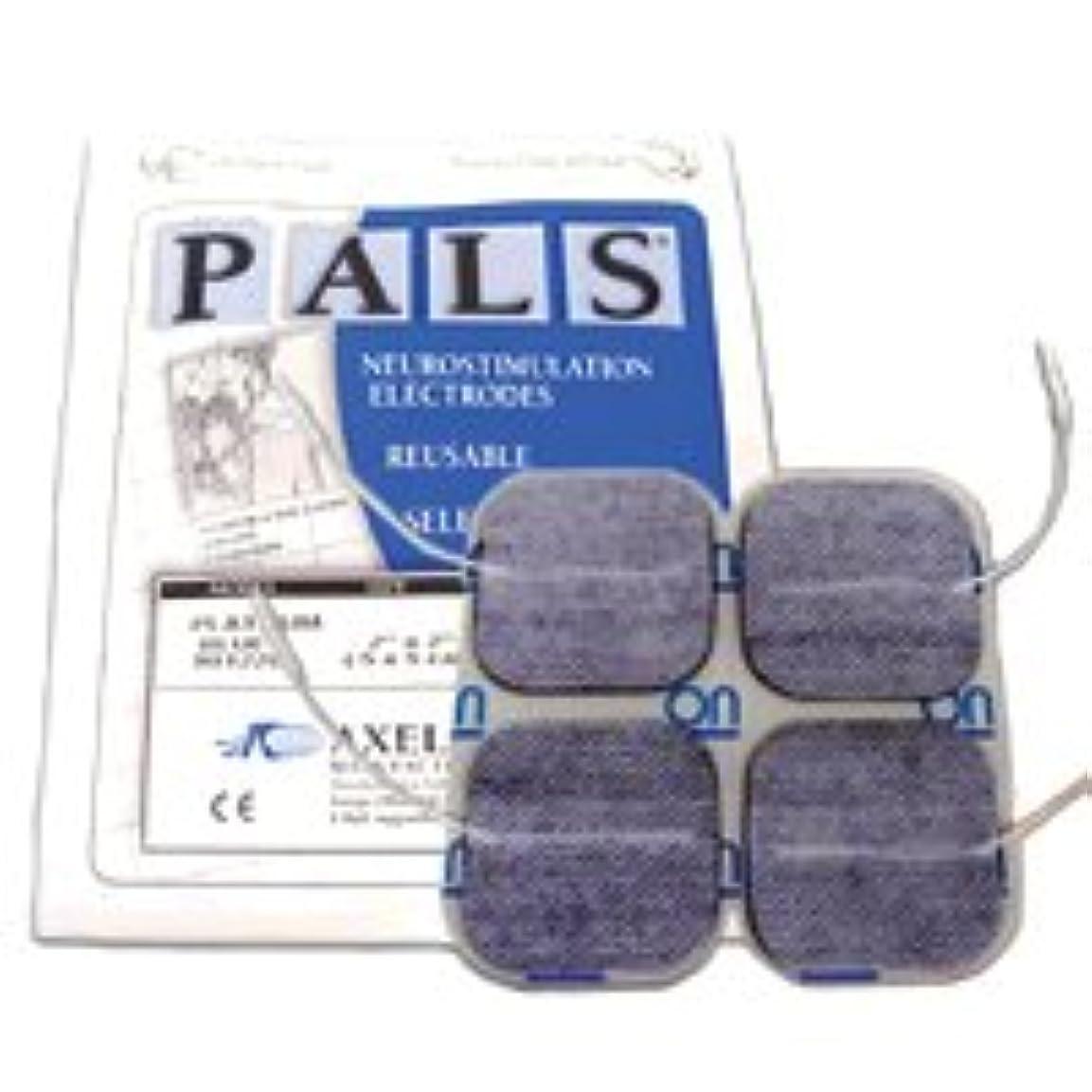 偽造中に遅らせる敏感肌用 アクセルガード 5×5センチ(4枚入り)ツインビート2/Pro用【2個セット】
