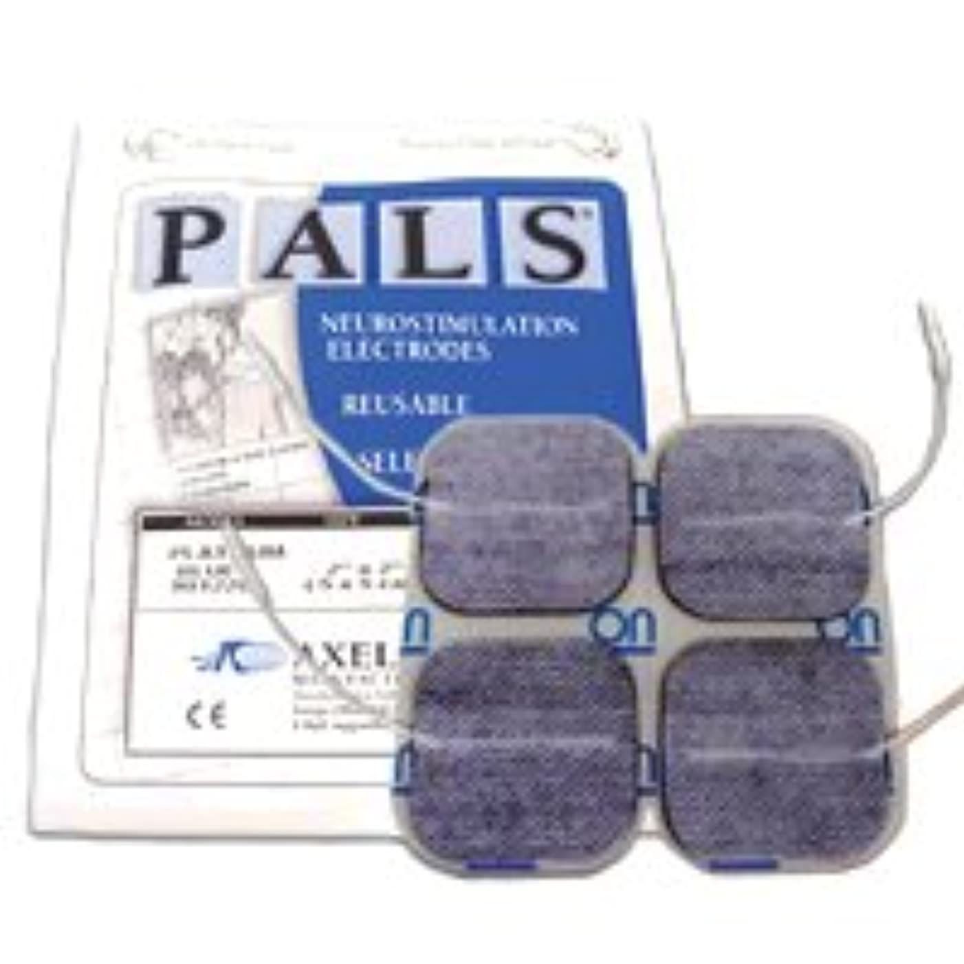 受け入れるインスタント精度敏感肌用 アクセルガード 5×5センチ(4枚入り)ツインビート2/Pro用【2個セット】