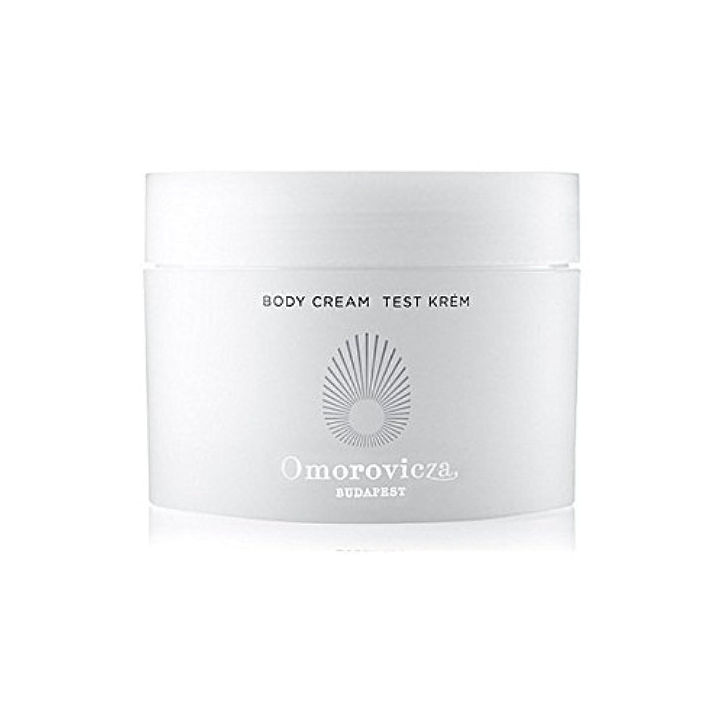お世話になった爆発ジャンルOmorovicza Body Cream 150ml (Pack of 6) - ボディクリーム150ミリリットル x6 [並行輸入品]