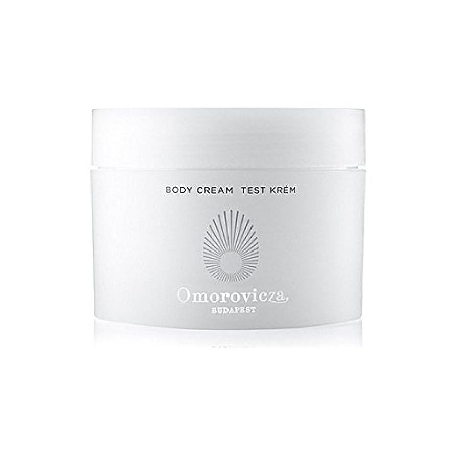 ネズミ長々と保存Omorovicza Body Cream 150ml (Pack of 6) - ボディクリーム150ミリリットル x6 [並行輸入品]
