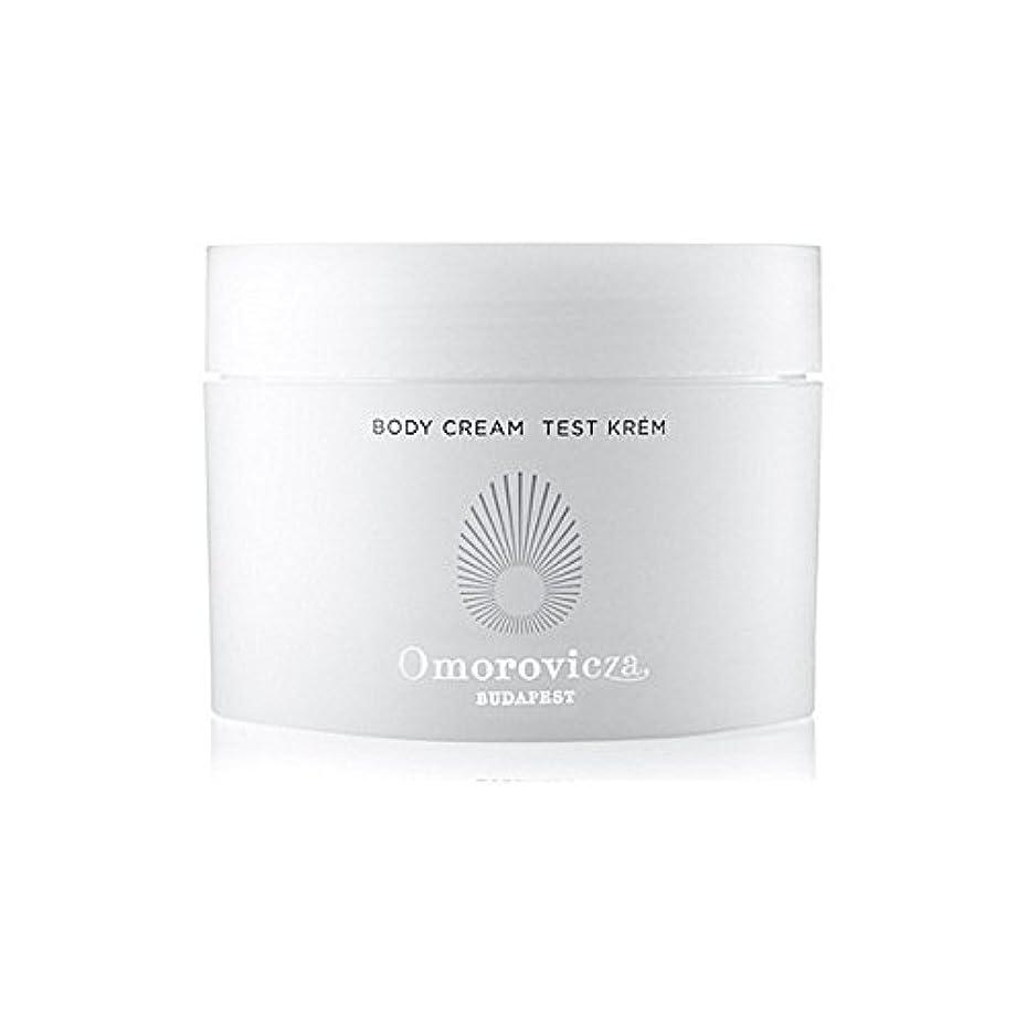 蒸発する便利結果Omorovicza Body Cream 150ml (Pack of 6) - ボディクリーム150ミリリットル x6 [並行輸入品]