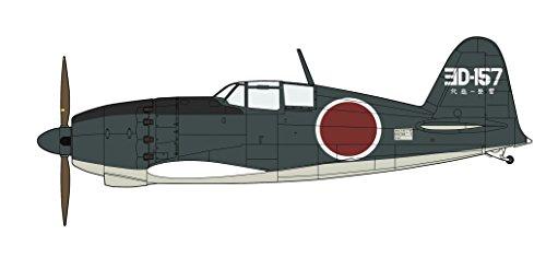 1/48 三菱 J2M3 局地戦闘機 雷電 21型 竜巻部隊 ハセガワ