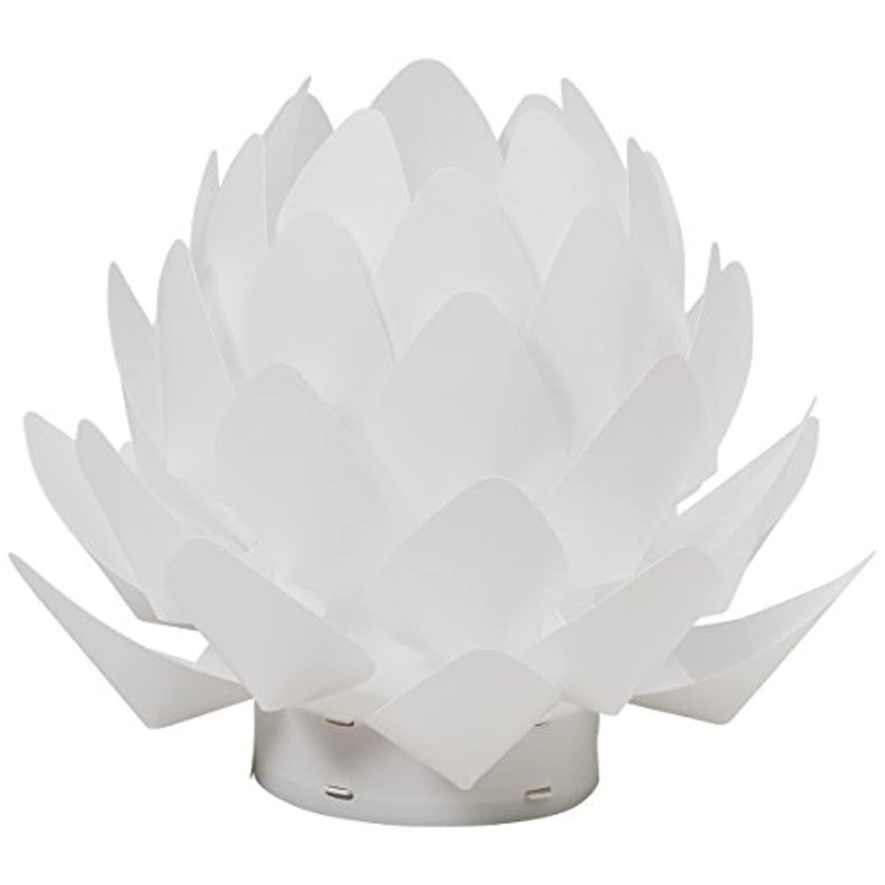 評価十分怖がって死ぬカメヤマ 盆提灯 Origami-lite 蓮花 XS (間接照明)