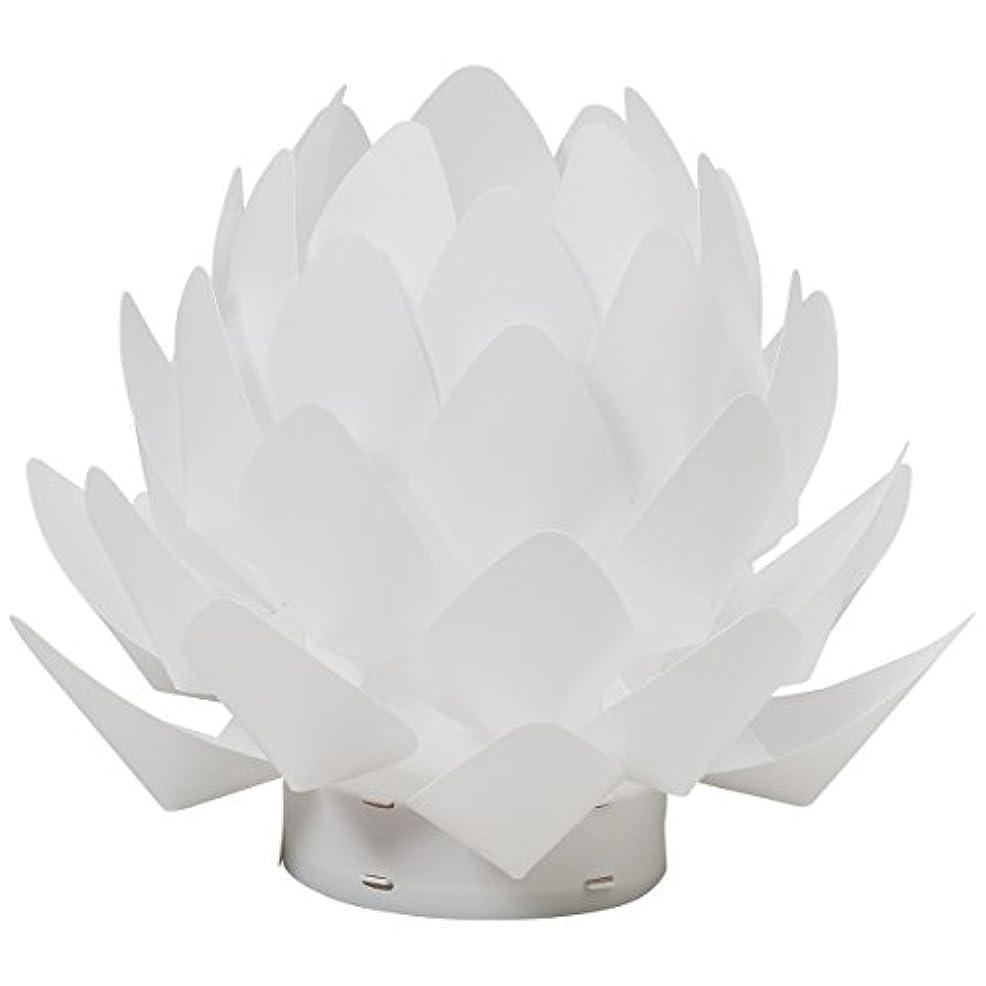 カメヤマ 盆提灯 Origami-lite 蓮花 XS (間接照明)