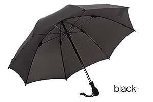 299gが75kgを支えるエクストリームなアウトドア・アンブレラ ユーロシルム バーディパル・オクタゴン W288 (black ブラック, 96)