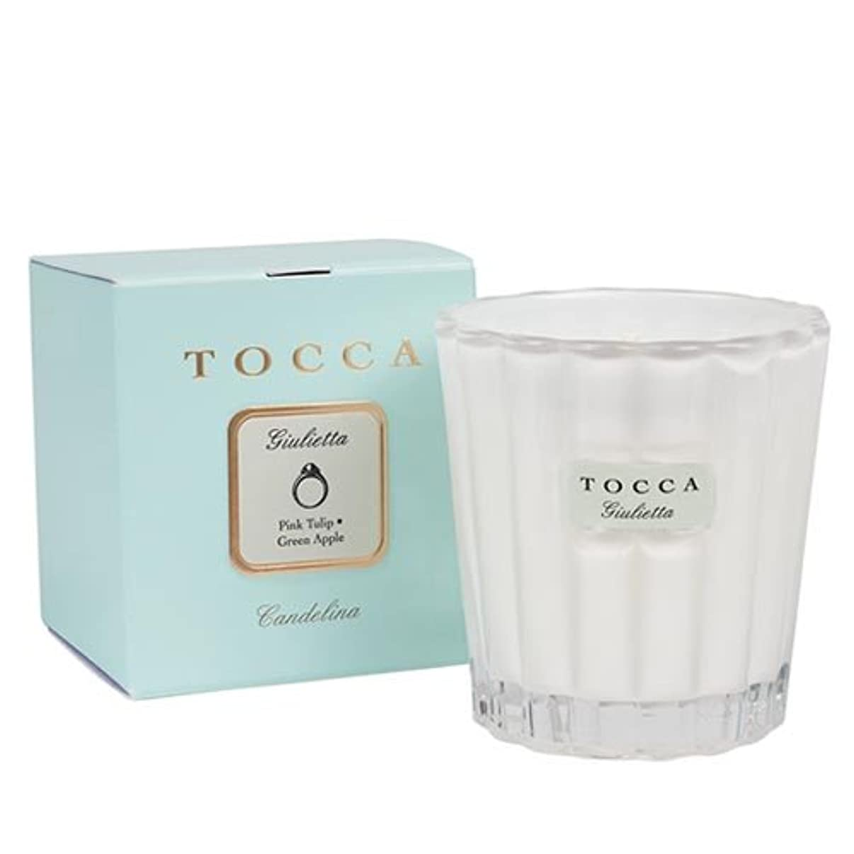 怠感費用抑圧するCONCENT TOCCA (トッカ) キャンデリーナ (ジュリエッタの香り)