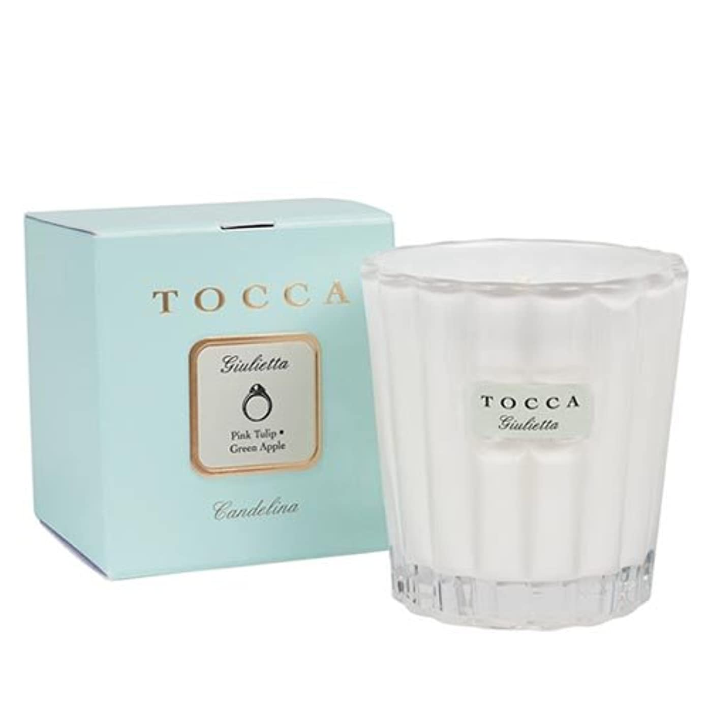 外交問題晩餐キュービックCONCENT TOCCA (トッカ) キャンデリーナ (ジュリエッタの香り)