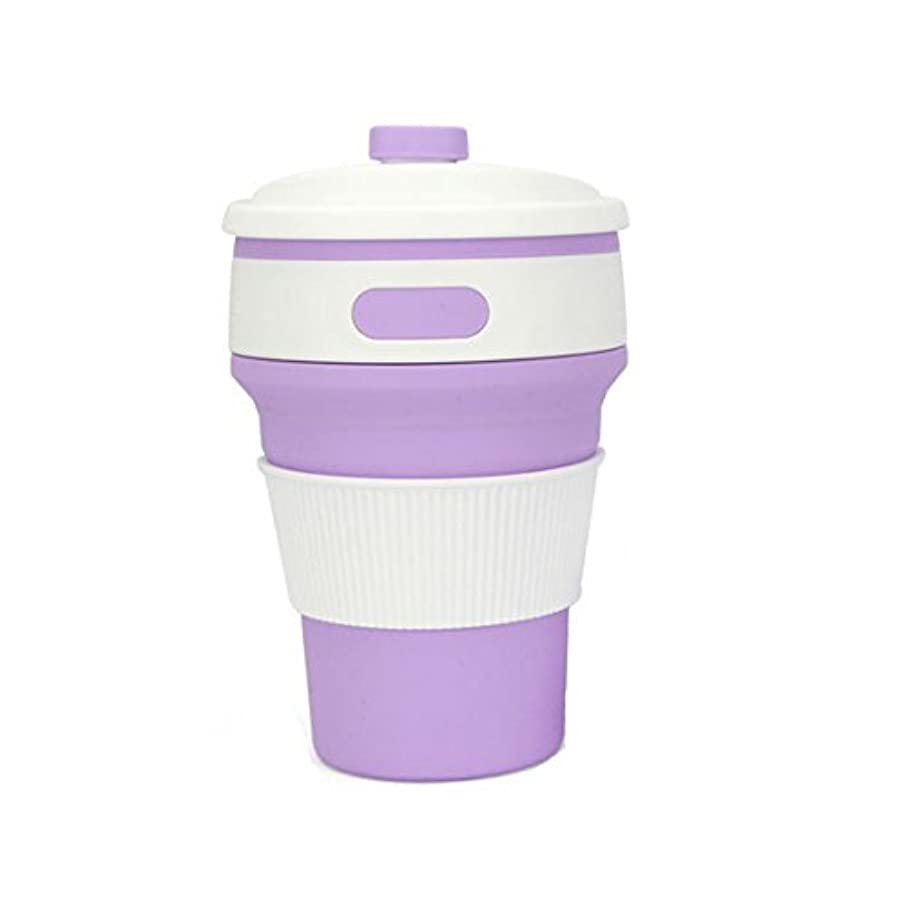器用プラットフォームバルコニー山の奥 折り畳みカップ 携帯コーヒーコップ 耐熱 耐冷 軽量 携帯便利 アウトドア キャンプ 旅行
