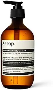 Aesop Geranium Leaf Body Cleanser, 16.9 Ounce