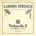 Larsen sc333122 チェロ弦 ORIGINAL オリジナル D弦 Medium 【バラ弦1本】 ラーセン