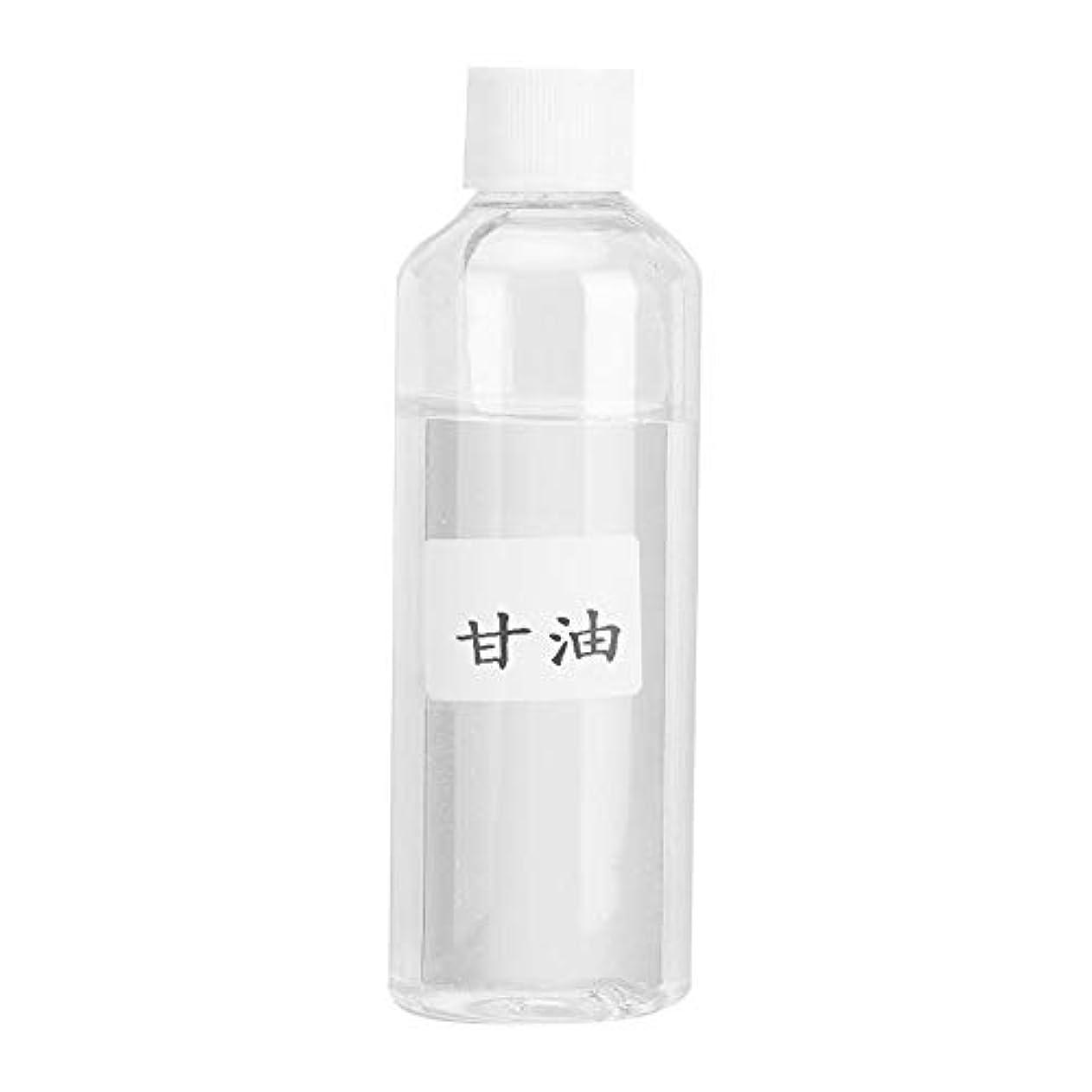 毒液影響を受けやすいです優れた化粧品原料 化粧品DIY原料 グリセロール植物水分原料を作る