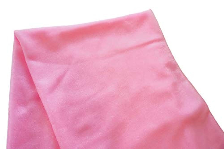 リトミックスカーフ 大サイズ(190×200cm) スカーフ遊び レクリエーション用 シフォン オーガンジー 素材 (水色)