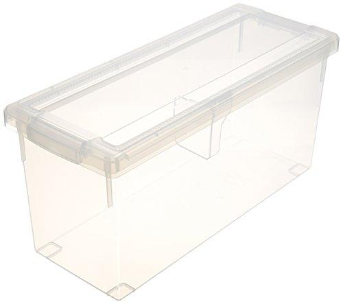 天馬 ディスク収納ボックス 幅17.5cm×奥行45cm×高...