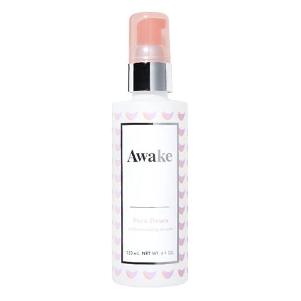 ブランチがっかりする汚染されたアウェイク(AWAKE) Awake(アウェイク) リテクスチュアライジング セラム 〈ふきとり美容液〉 (120mL)