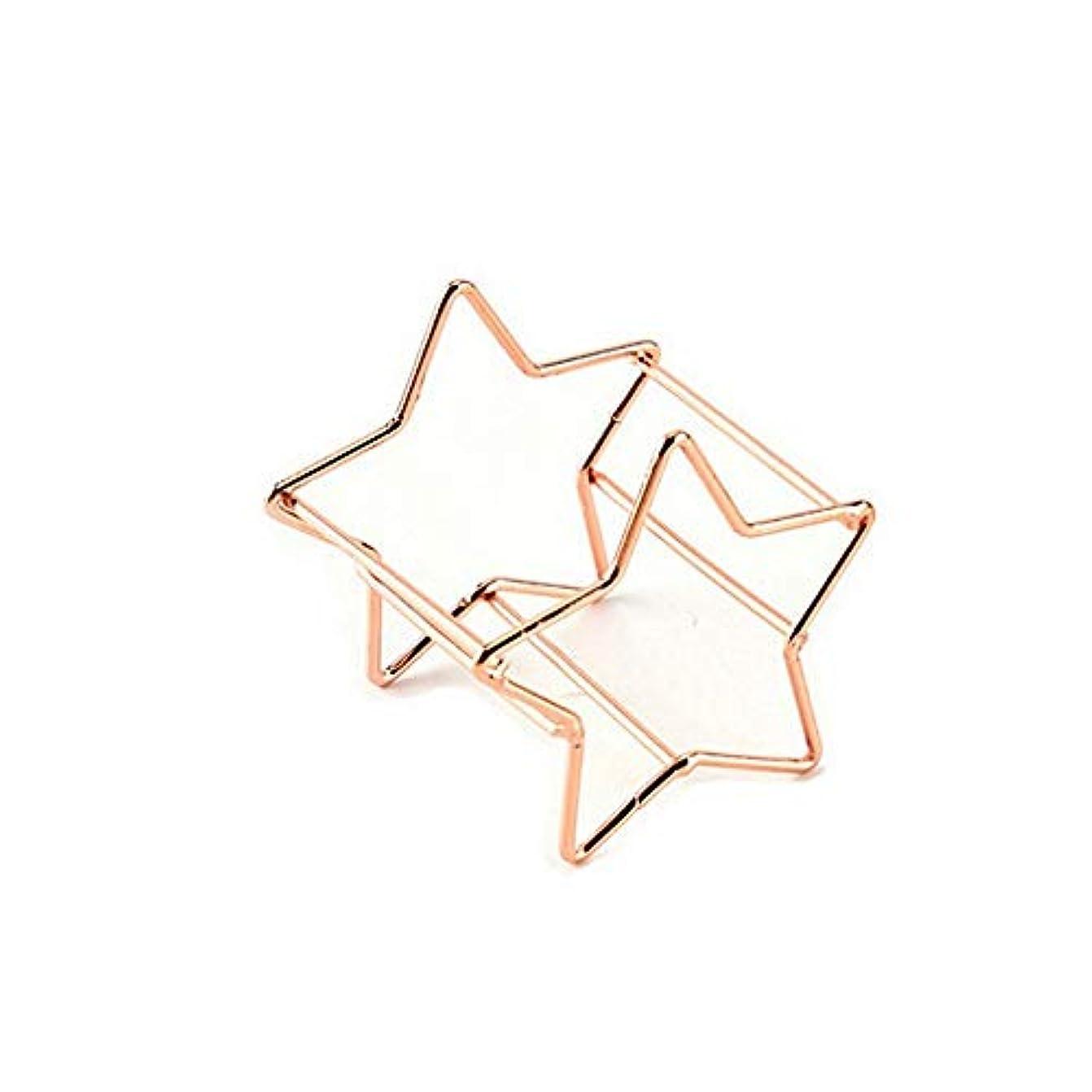 ボーナス上流の突然パフスタンド 化粧用スポンジ置き メイク道具 乾燥 干し用 かわいい  円形 星型 スタンド