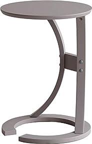 市場 サイドテーブル (LOTUS) 幅43×奥45×高54cm