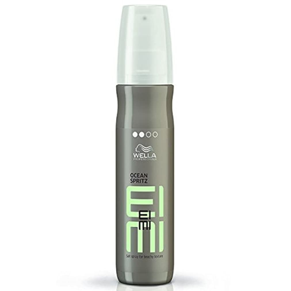 賢い飛躍過剰Wella EIMI Ocean Spritz - Salt Spray For Beachy Hair Texture 150 ml [並行輸入品]
