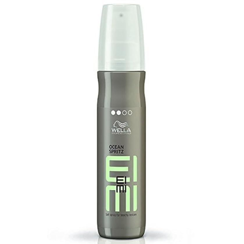 オプショナル鳴り響くながらWella EIMI Ocean Spritz - Salt Spray For Beachy Hair Texture 150 ml [並行輸入品]