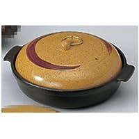 アルミ製品 ミニ陶板かすが深型 [21 x 16.5 x 0cm] 直火 料亭 旅館 和食器 飲食店 業務用