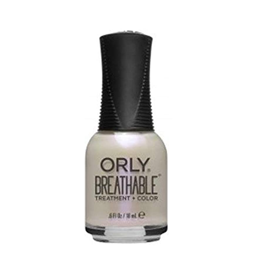 ORLY Breathable Lacquer - Treatment+Color - Crystal Healing - 18 ml/0.6 oz