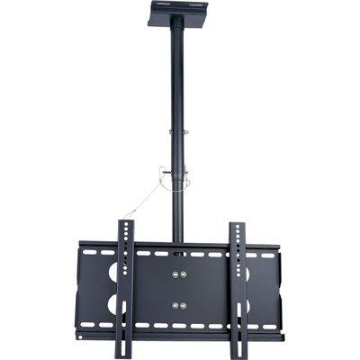 エース・オブ・パーツ テレビ天吊り金具 26-42インチ対応 下向き調節 ブラック CPLB-102SB 【中型テレビ天吊り】