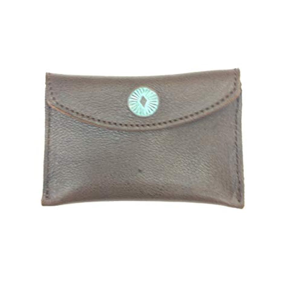 クラッチ投票四半期財布 コインケース 小銭入れ メンズ 本革 英国製 イギリス製 kudu(クードゥー) 革 レザー 本革 カード入れ 男女兼用 日本製