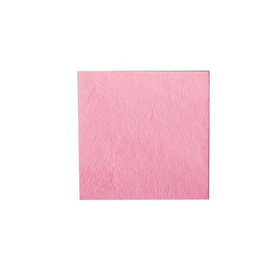追加ハッチシャベルピカエース ネイル用パウダー パステル銀箔 #643 パステルローズ 3.5㎜角×5枚