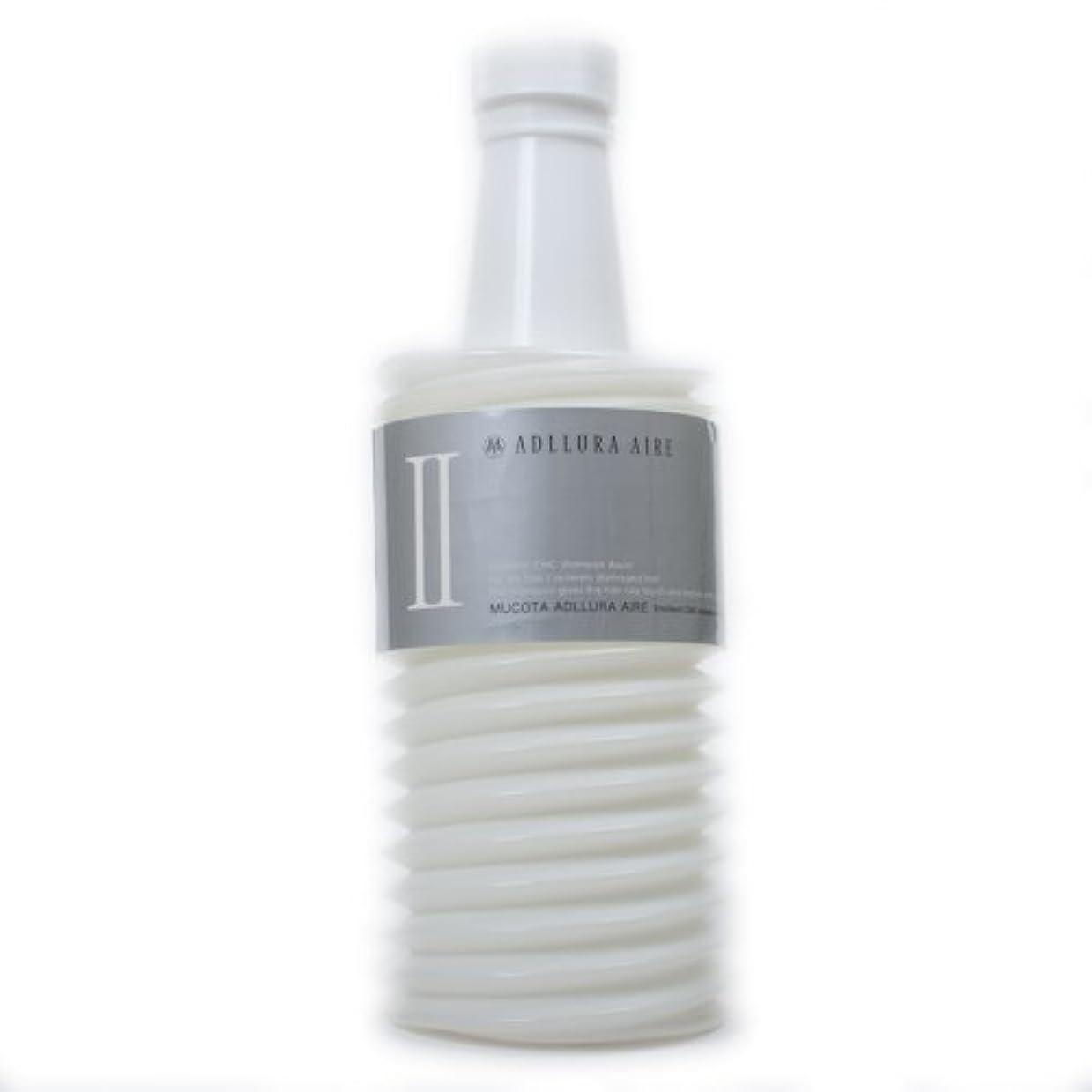 南西化学薬品不透明なムコタ アデューラアイレ02 エモリエントCMCシャンプーアクア 700ml