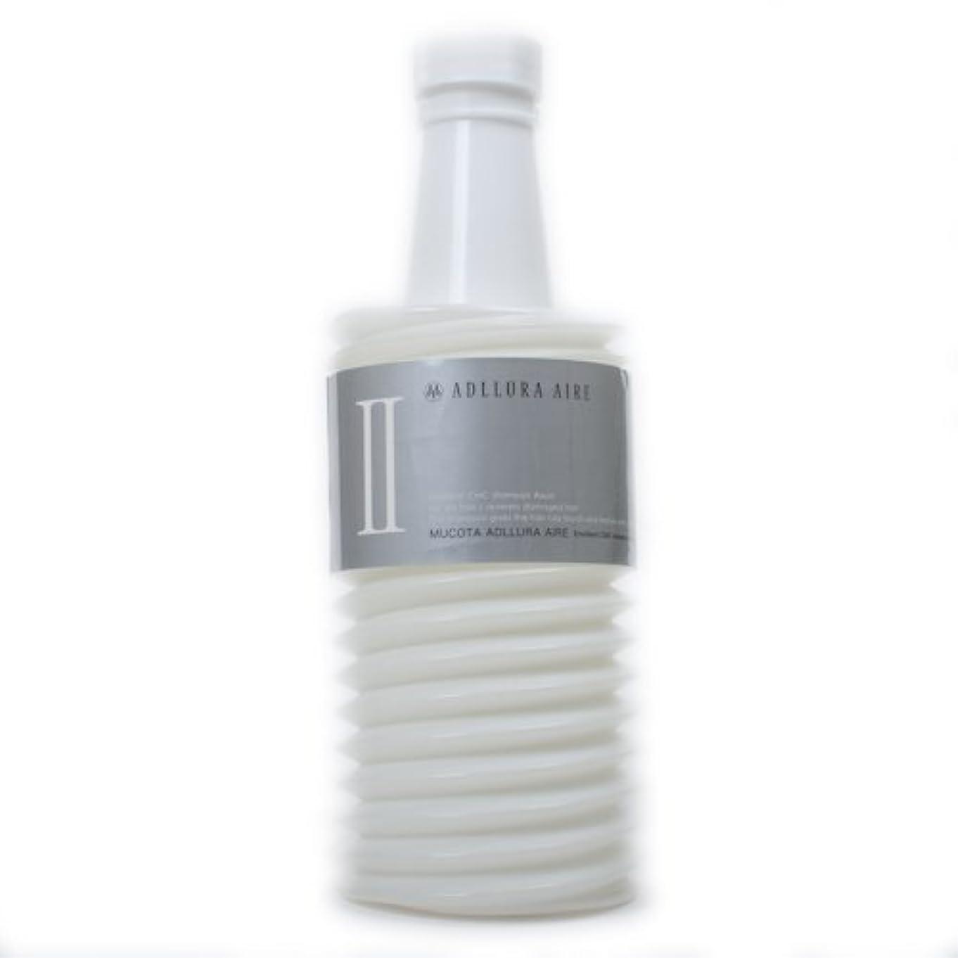 線ミュート窓を洗う【ムコタ】アデューラアイレ02 エモリエントCMCシャンプー アクア 700ml