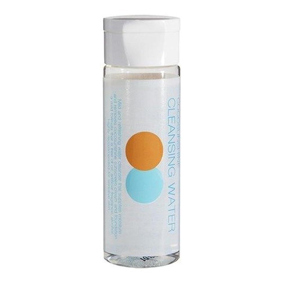シリンダー受粉者ティッシュSnipe ココサンシャイン クレンジングウォーター 化粧水ベースの日焼け止め用クレンジング 120ml