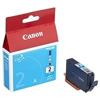 (まとめ) キャノン Canon インクタンク PGI-2C シアン 1025B001 1個 【×4セット】