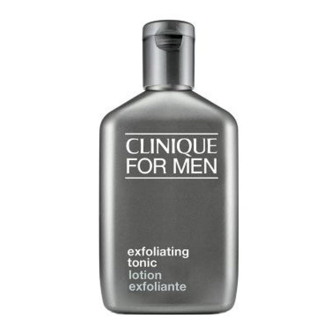 被る白雪姫鉛クリニークフォーメン(CLINIQUE FOR MEN) エクスフォリエーティング トニック 200ml[並行輸入品]