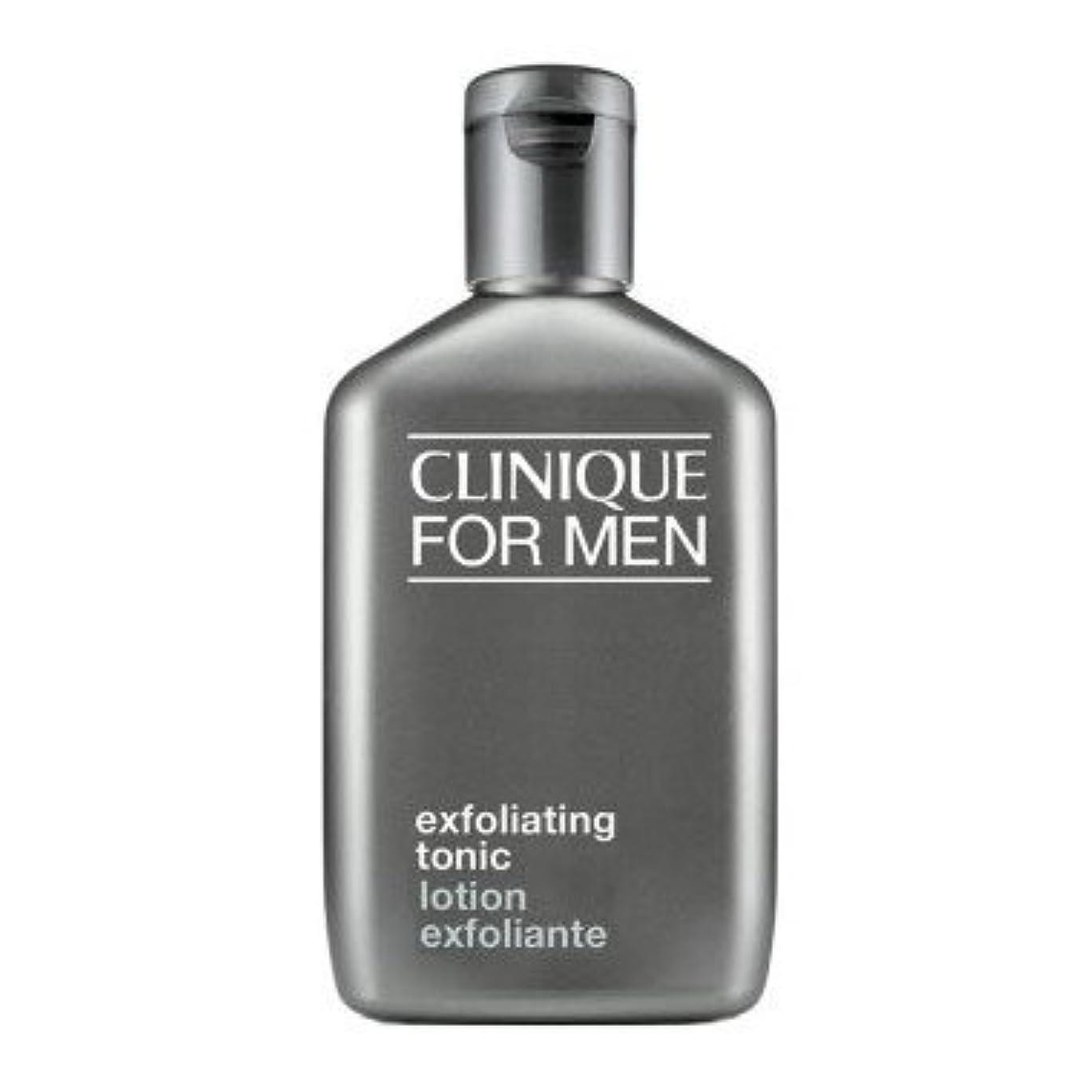 カッターアラート嫉妬クリニークフォーメン(CLINIQUE FOR MEN) エクスフォリエーティング トニック 200ml[並行輸入品]