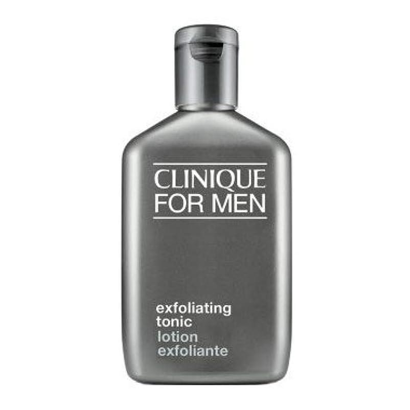 過半数と遊ぶ植木クリニークフォーメン(CLINIQUE FOR MEN) エクスフォリエーティング トニック 200ml[並行輸入品]