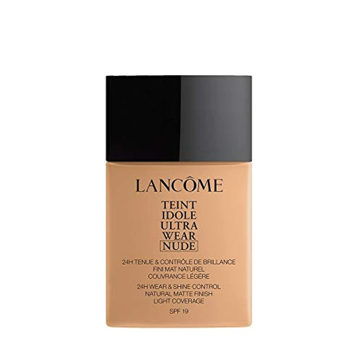 到着大胆課税ランコム Teint Idole Ultra Wear Nude Foundation SPF19 - # 03 Beige Diaphane 40ml/1.3oz並行輸入品