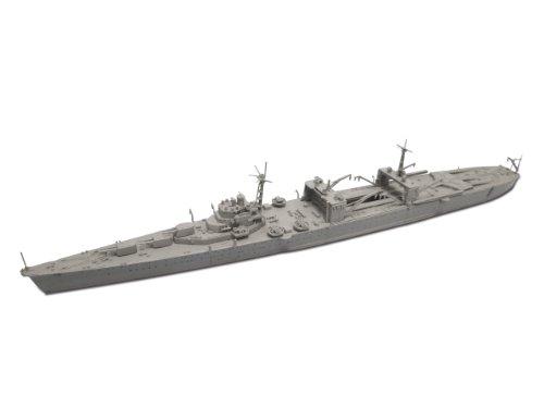 青島文化教材社 1/700 ウォーターラインシリーズ スーパーディテール特殊潜航艇搭載母艦 日進SD