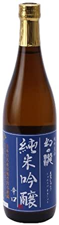 皇国晴酒造 幻の瀧 純米吟醸 瓶 720ml×2本 [富山県]